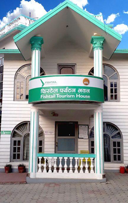 Fishtail Tourism House