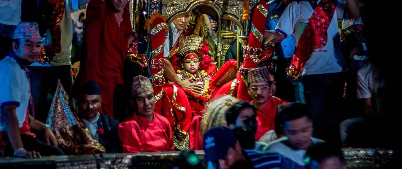 God of Rain Living Goddess Tour