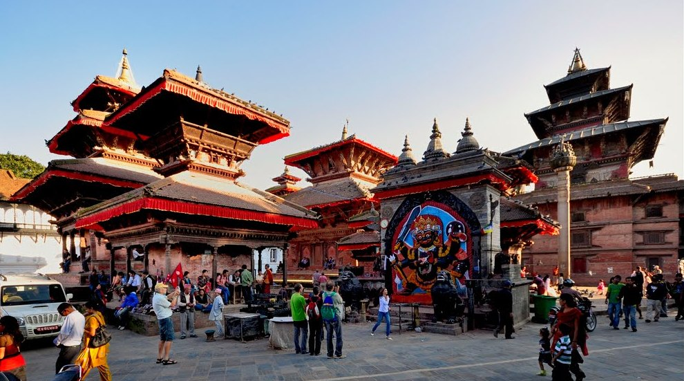 Major Sightseeing Places in Kathmandu Valley