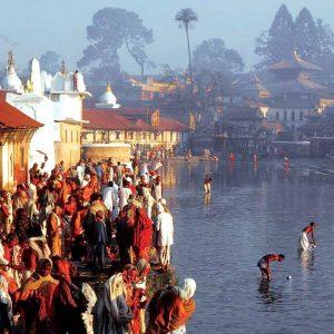 Pashupatidham, Muktidham, Devghat, Tribenidham, Damodarkund, Janakidham, Gosaikund & Lumbini Tour