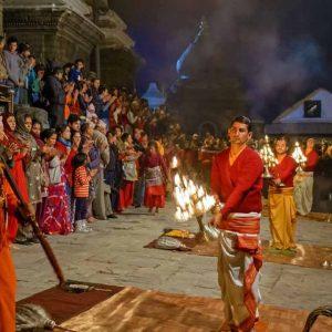 Pashupatidham, Muktidham, Janakidham, Tribenidham and Lumbini Tour
