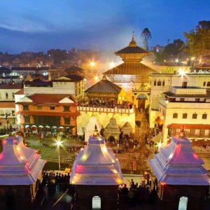 Pashupatidham & Muktidham Tour