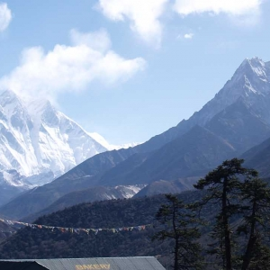 Heli Tours - THE TENGBOCHE