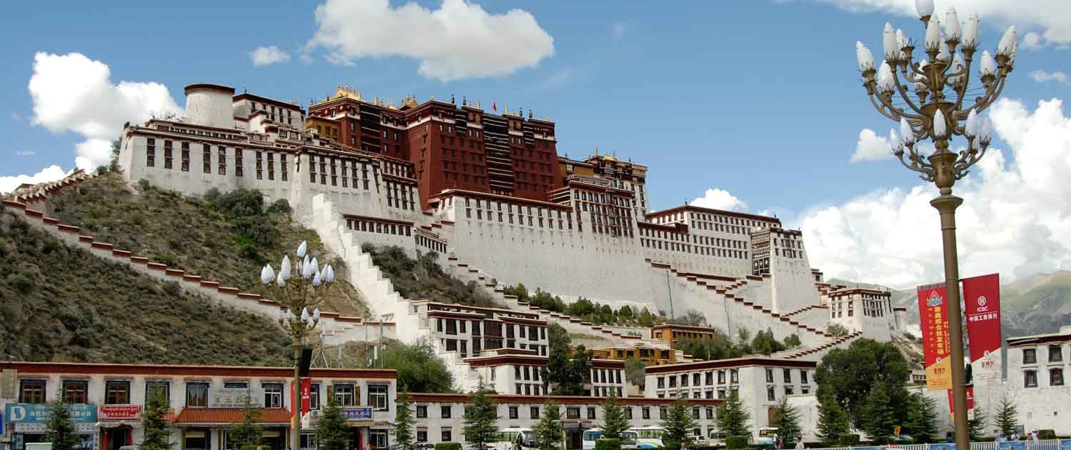 NEPAL & TIBET TOUR - FLY IN / DRIVE OUT