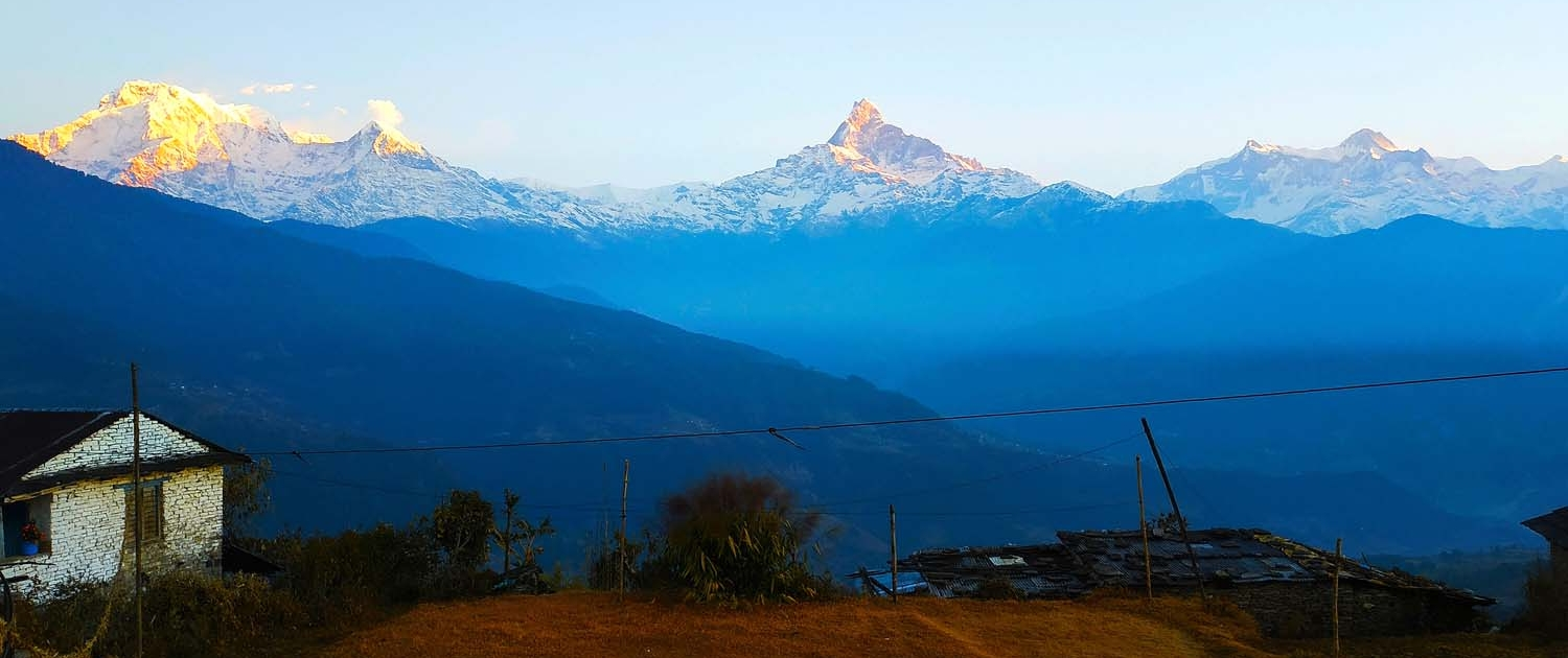 POKHARA VALLEY - AUSTRALIAN CAMP HIKING