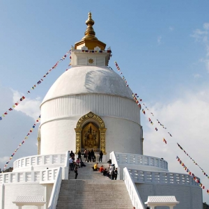 POKHARA VALLEY - WORLD PEACE STUPA HIKING