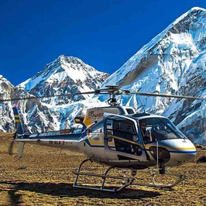 Heli Tours - EAST TO WEST