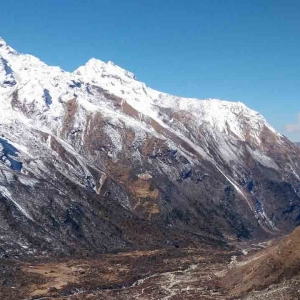 Heli Tours - THE LANGTANG KYANJIN GUMPA